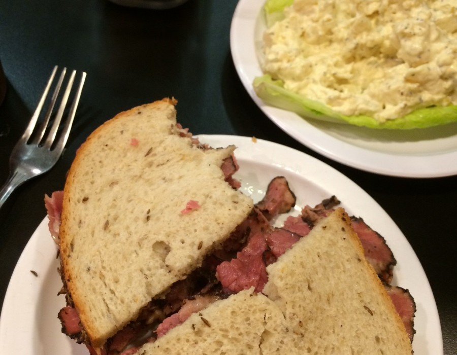Best Corned Beef of the Year in Annapolis.