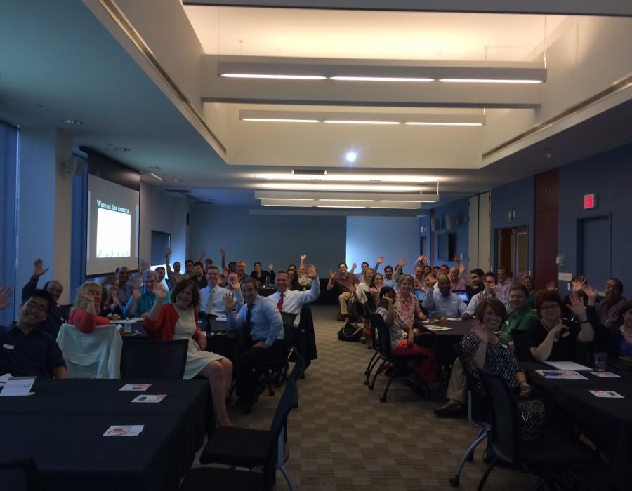 Speaking at CMU Pittsburgh TUG.
