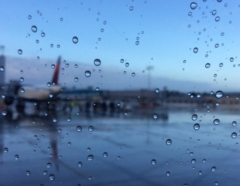 Leaving San Diego.