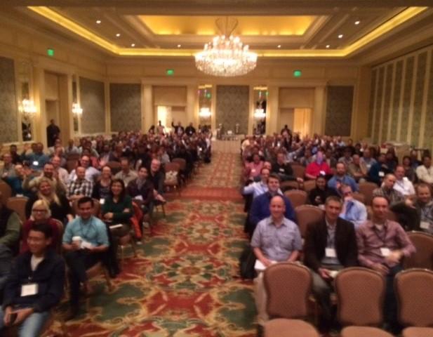 Salt Lake City audience.
